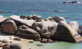 Boulders Beach boulder bay