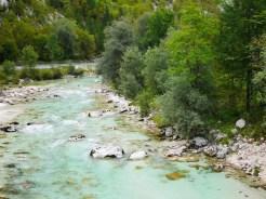 bovec weg roadtrip slovenie