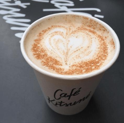 cafe kitsune le marais