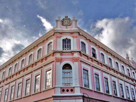 colombia gebouwen