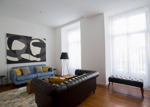 entree the 8 downtown suites lissabon