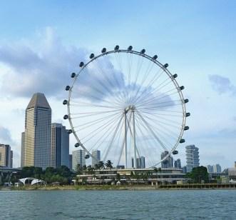 flyer reuzenrad singapore