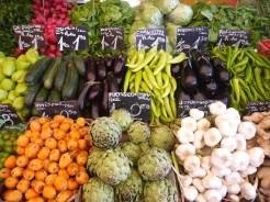 groenten naschmarkt wenen