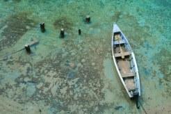 jamaica negril vissersboot