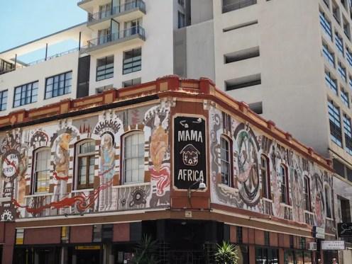 Kaapstad zuid afrika long street