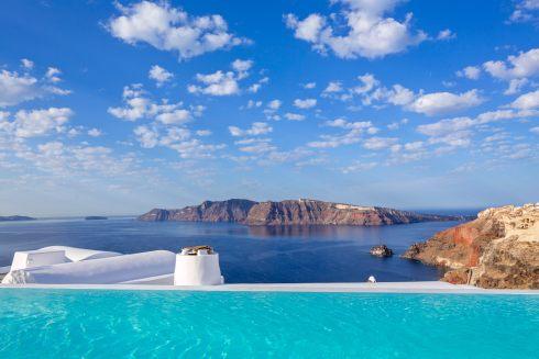 mooiste eilanden griekenland santorini