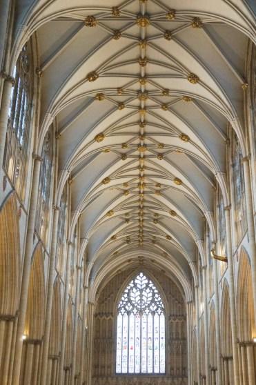 kerk in York binnen