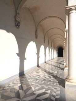 Napels gangen Certosa di San Martino