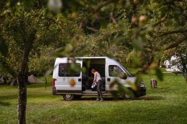 lorraine camping busje