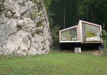 luxere villa lake bled glamping