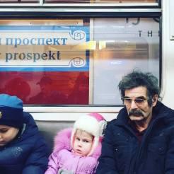 metro sint petersburg rusland