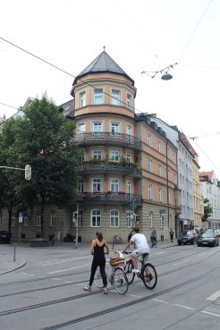 munchen straten centrum