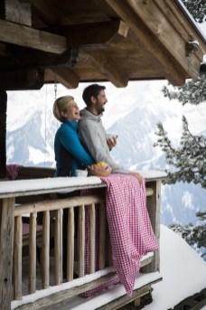 oostenrijk zillertal skien familie