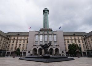 ostrava tsjechië communistisch bouwwerk