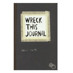 reisdagboek wreck this journal