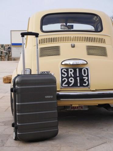 reizen met handbagage voor gevorderde
