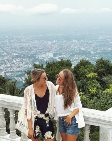reizen met je zusje viewpoint backpacken