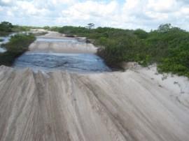 rijden door rivieren lencois maranhenses brazilie