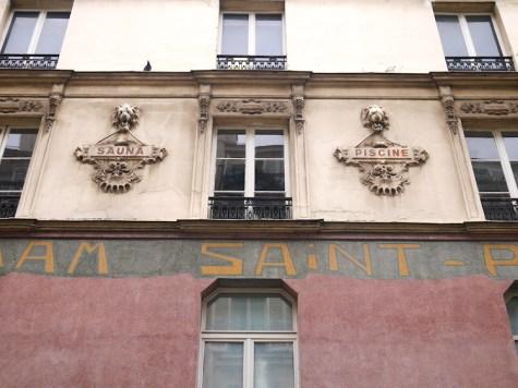 rue de rosiers le marais parijs