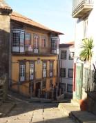 Straat Valenca Portugal