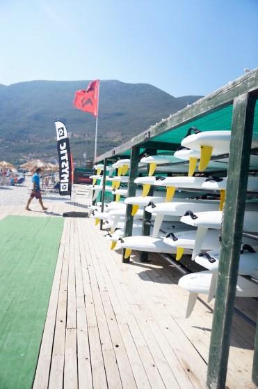 surfboards lefkas vakantie