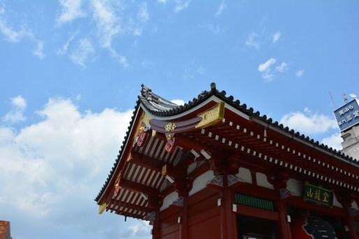 tempel in tokyo