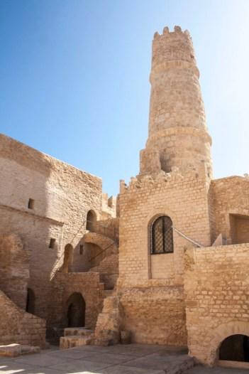 tunesie toren ruines