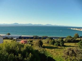 uitzicht op zee garden route