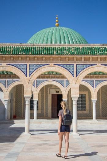vakantie in tunesie kleuren