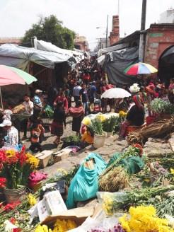 vanaf de kerk chichicastenango in guatemala-3