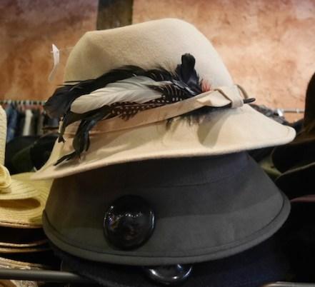 vintage desir hoeden parijs