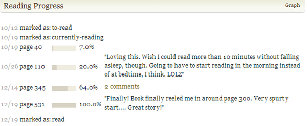 Goodreads -Doctor Sleep