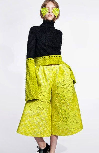 lime green sleeves