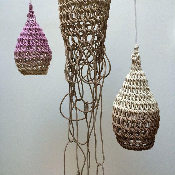 Annie Legault lamps
