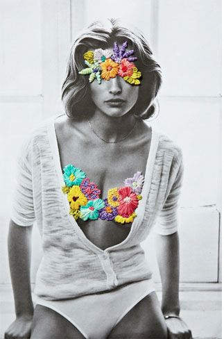 embroidered photo 11