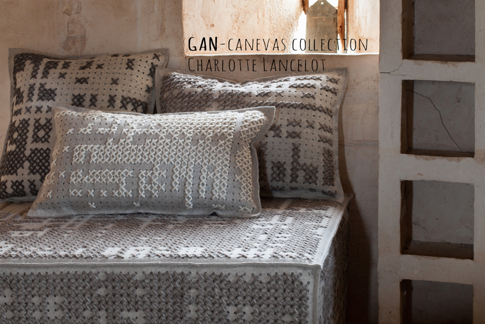 Gan rugs-canevas collection