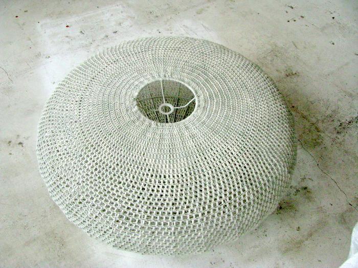 Moonbasket design pale grey light