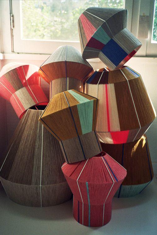 Ana Kras lights colourful