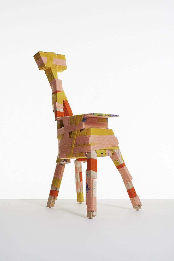 anton_alvarez thread wrapping orange chair