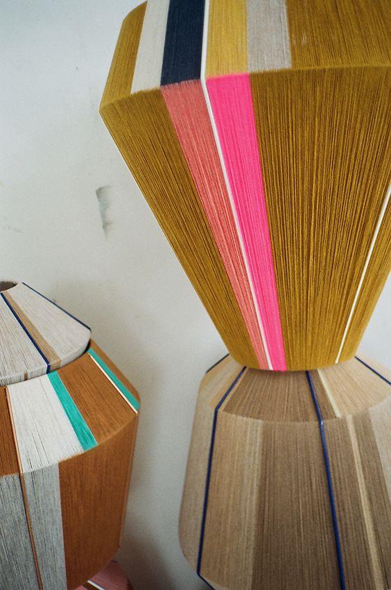 Ana Kras hanging lights detailed