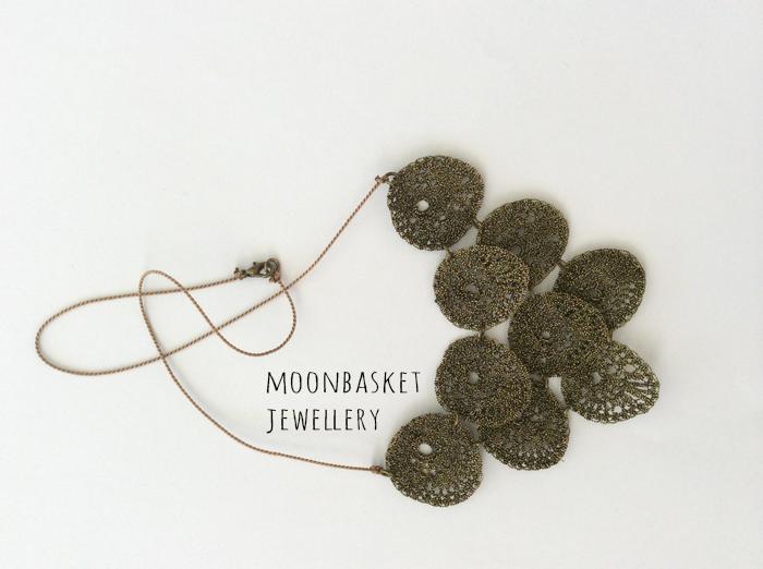Sunday Visual Diary #17: Moonbasket jewellery