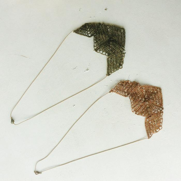 Moonbasket jewellery necklaces