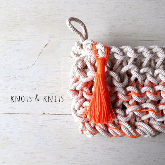 Sunday Visual Diary #21: Knots & Knits