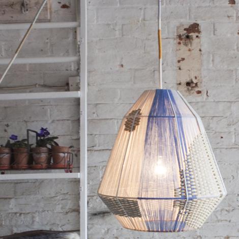 Melanie Porter shadow bell lampshade