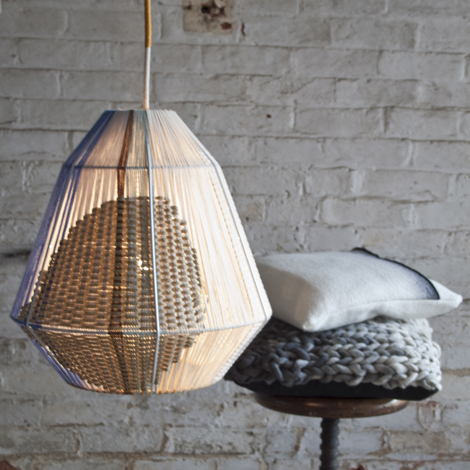 Melanie Porter lampshade