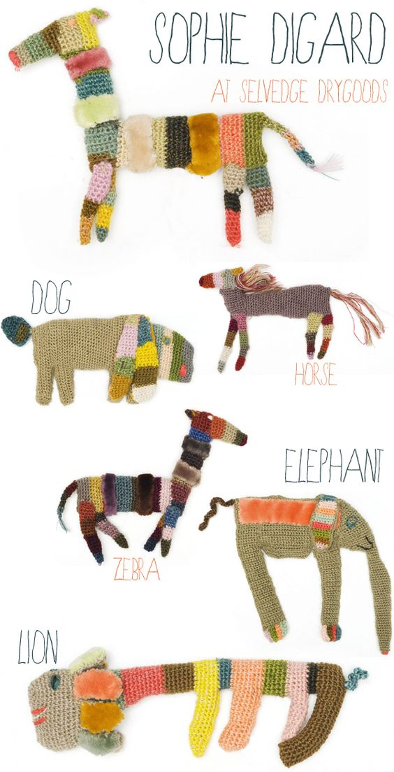 Sophie Digard animals