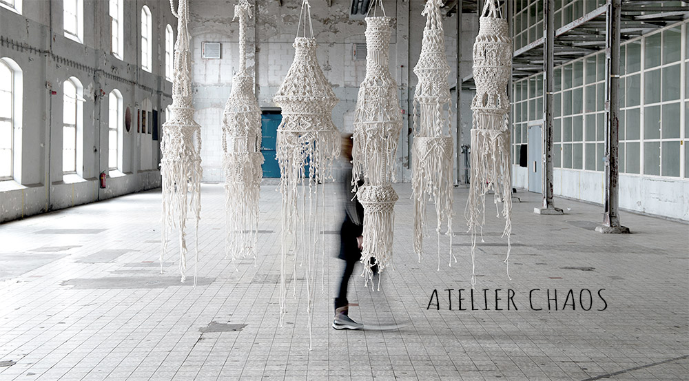 Sunday's Visual Diary #34: Atelier Chaos