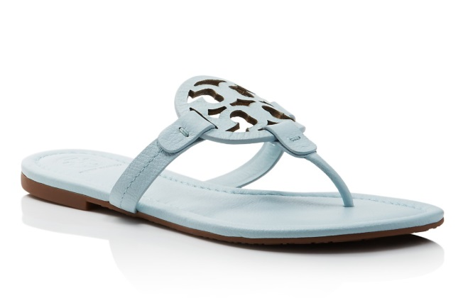 11f9dd80505dd Grab these Tory Burch Miller sandals for 50% off + free shipping! Just add  them to your cart and an extra 20% will come off of the sale price at  checkout