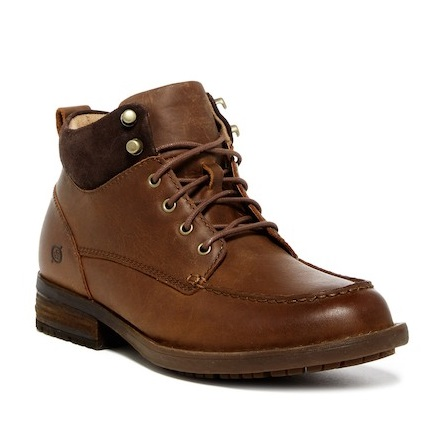 a5e53caef7e Nordstrom Rack: Born Hunter Moc Lace-Up Boots – only $48 (reg $125 ...