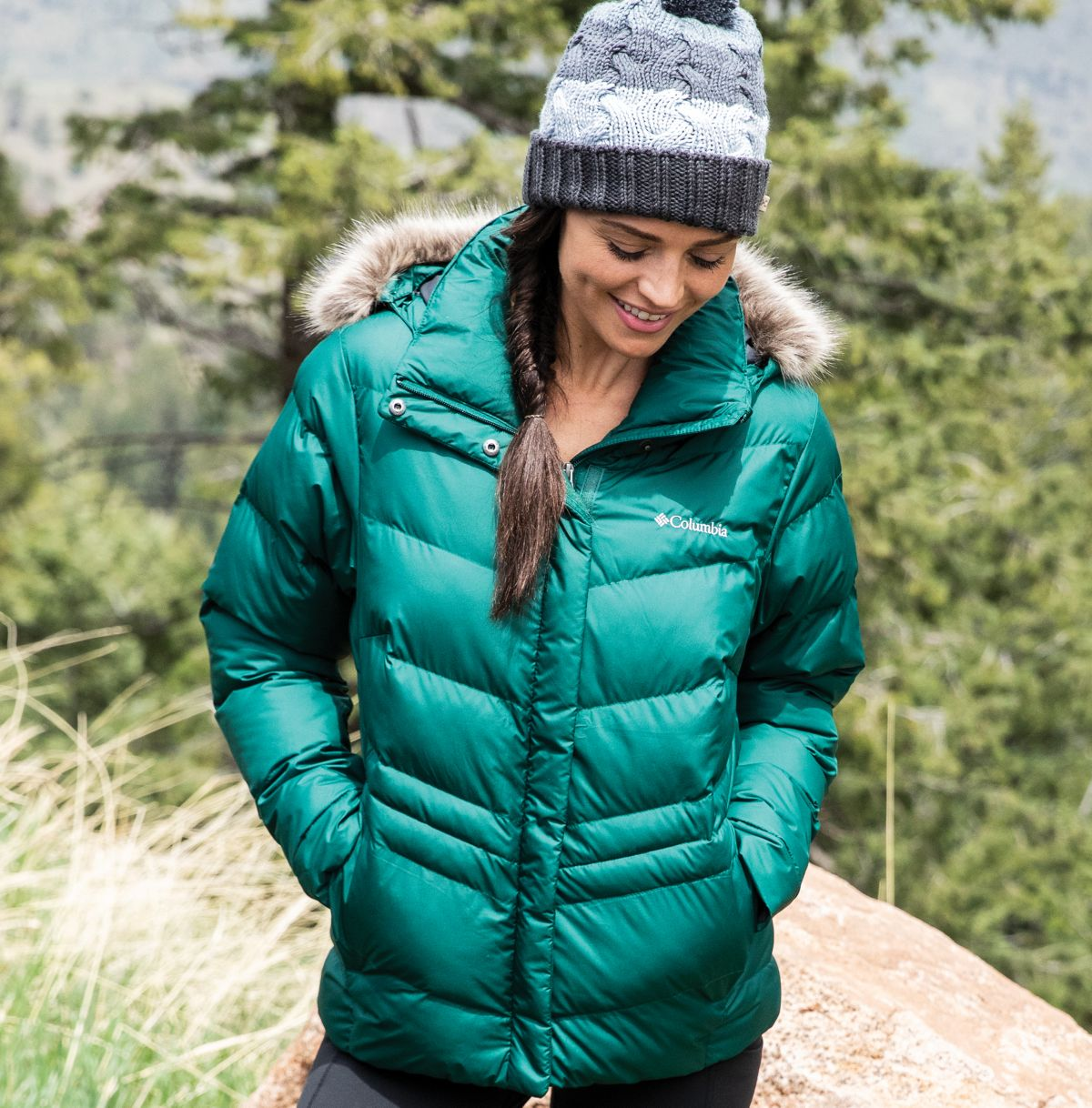 68df65e11f9 Dick s Sporting Goods  Columbia Women s Peak to Park Insulated Jackets –  HALF OFF + Free Shipping!